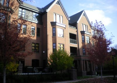 Western Row Condominiums